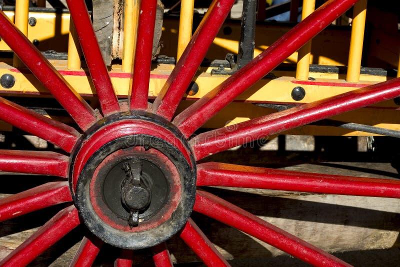 Download Detalhe da roda de vagão imagem de stock. Imagem de cartwheel - 530989