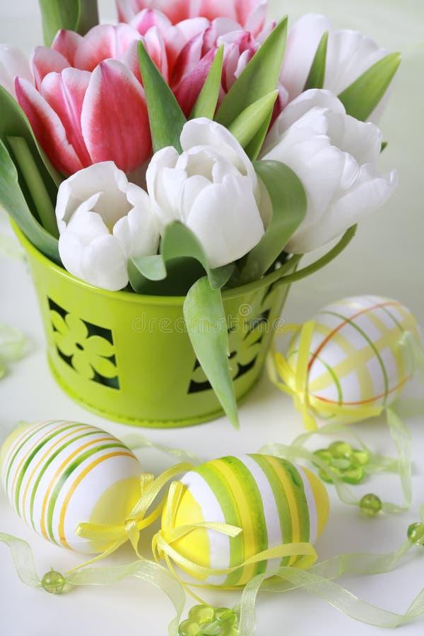 Detalhe de Easter foto de stock