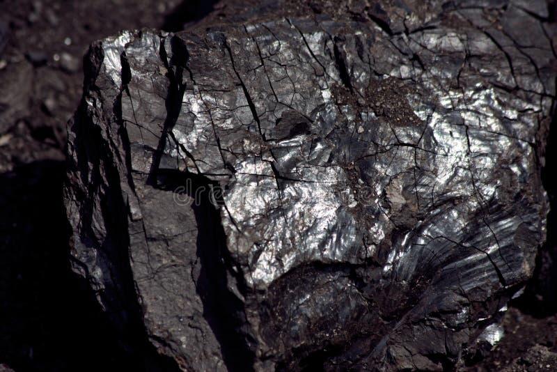 Detalhe de estrutura de carvão foto de stock