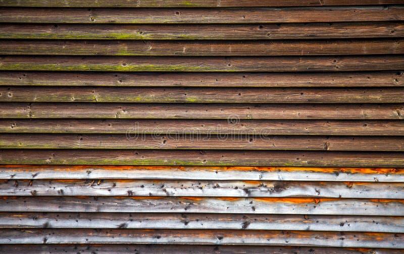 Detalhe de madeira da textura do fundo fotografia de stock