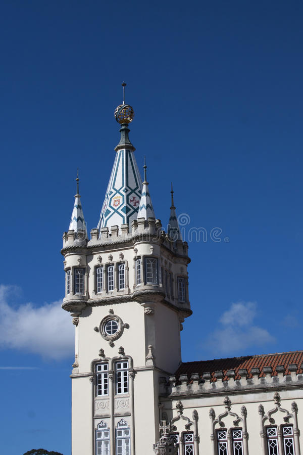 Detalhe de palácio fotos de stock royalty free