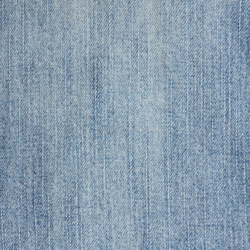 Detalhe de textura de brim da sarja de Nimes fotos de stock