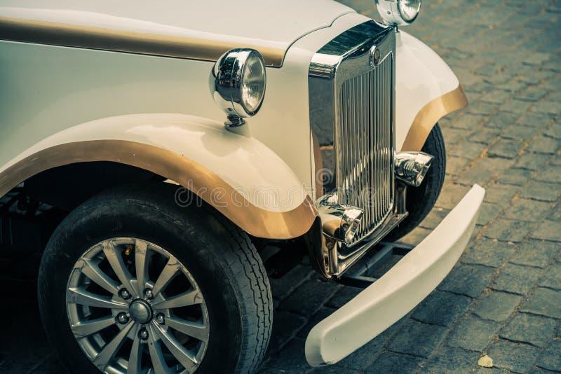 Detalhe do carro clássico fotos de stock royalty free
