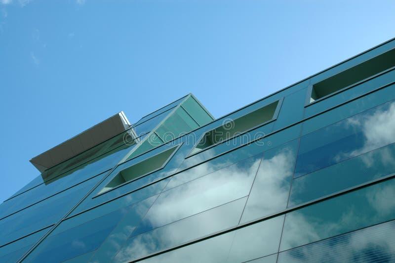 Detalhe do edifício fotografia de stock royalty free