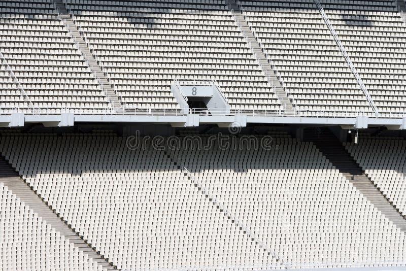 Detalhe do estádio foto de stock royalty free