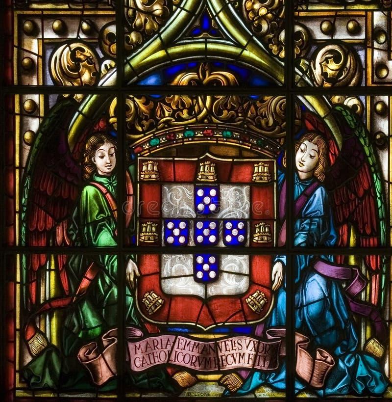 Detalhe do indicador da catedral foto de stock royalty free