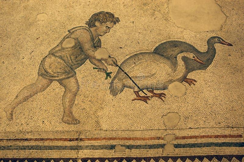 Detalhe do mosaico fotografia de stock royalty free