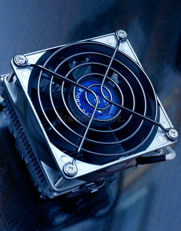Download Detalhe Do Refrigerador Do Processador Central Foto de Stock - Imagem de refrigerador, temperatura: 104674