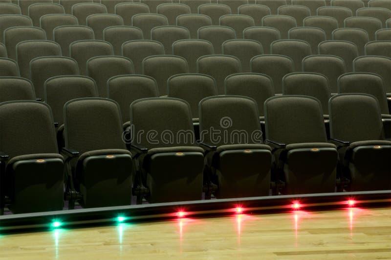 Detalhe do teatro imagens de stock