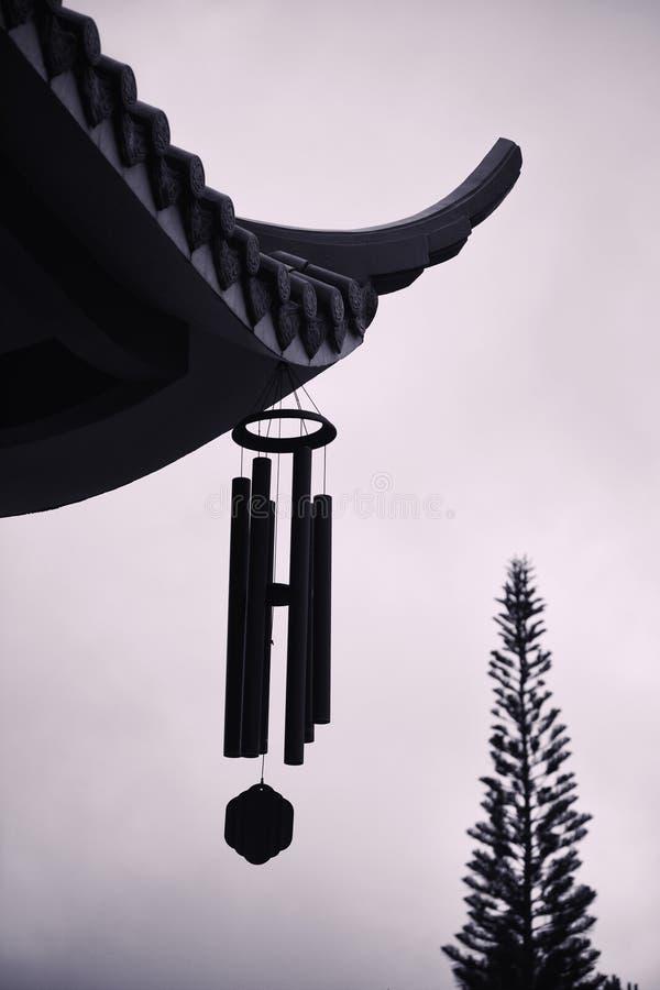 Detalhe do templo de Dalat fotos de stock royalty free