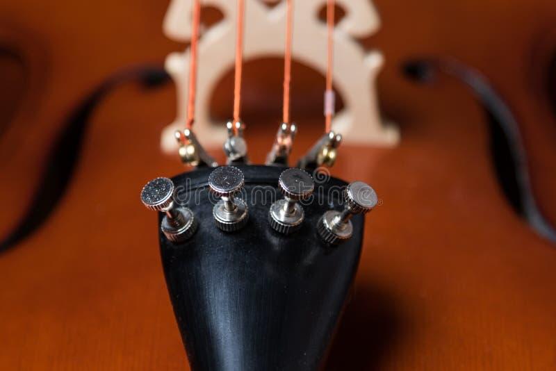Detalhe do violoncelo fotos de stock