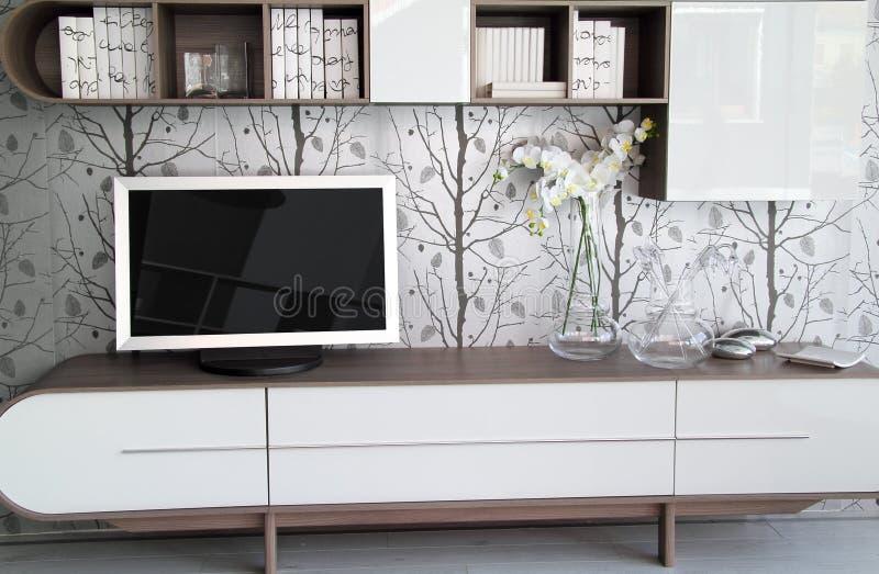 Download Detalhe Moderno E à Moda Da Sala De Visitas Foto de Stock - Imagem de stylish, casa: 29826260