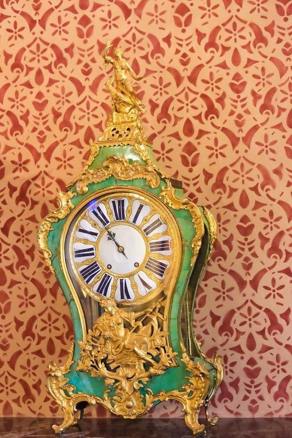 Detalhe no palácio de Monserrate em Sintra, Portugal imagens de stock