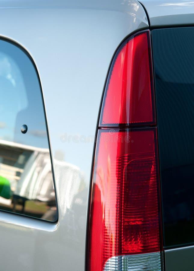 Detalhe novo do carro imagem de stock royalty free