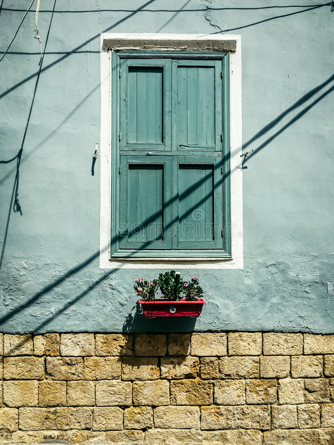 Detalhe urbano foto de stock