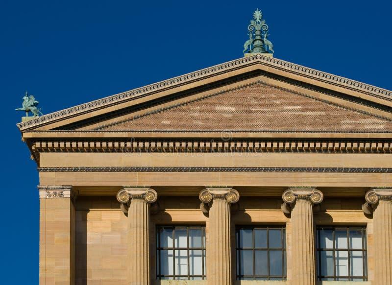 Detalhes da arquitetura imagens de stock royalty free