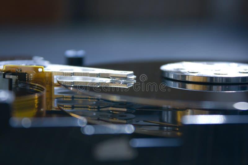 Detalhes do disco rígido