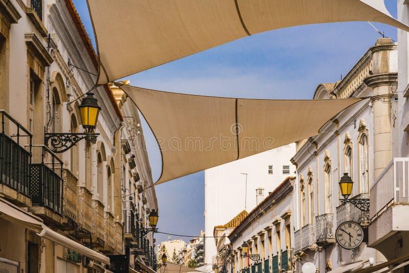 Detalhes de Faro fotografia de stock royalty free