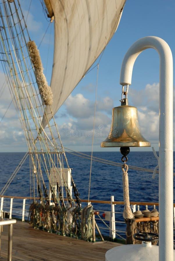 Detalhes de um navio de navigação fotos de stock royalty free