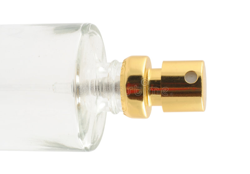 Detalhes do atomizador do perfume imagem de stock royalty free