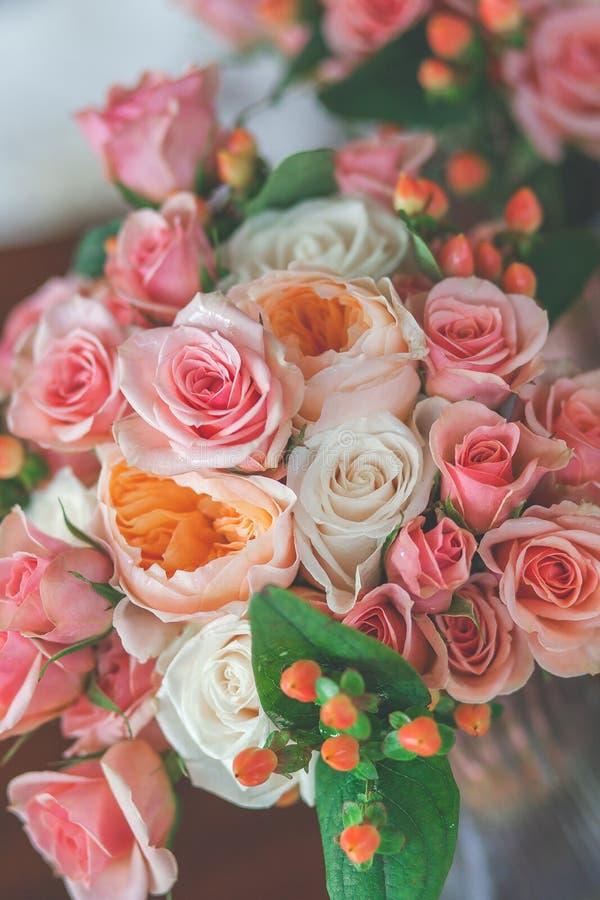 Detalhes do casamento fotos de stock royalty free