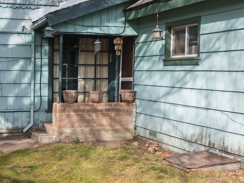 Detalhes home rurais fotografia de stock royalty free