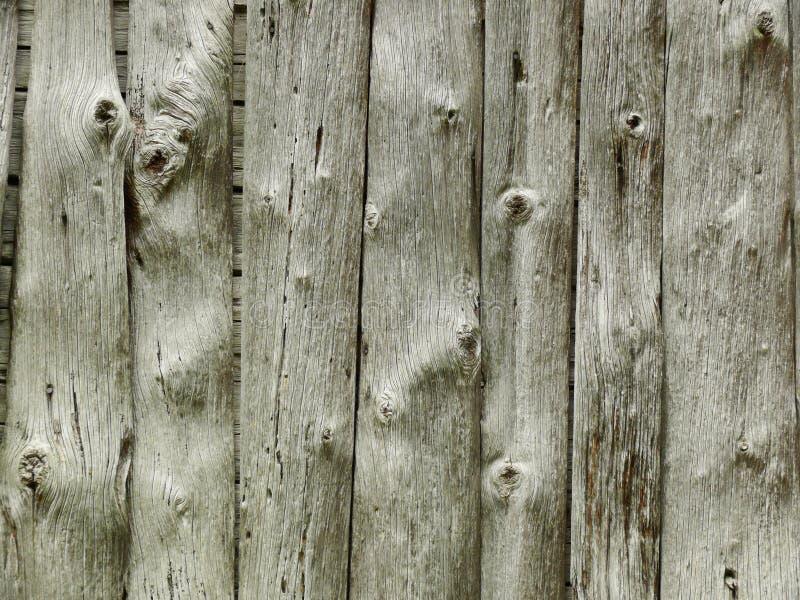 Detalj av ett tr?staket arkivbilder