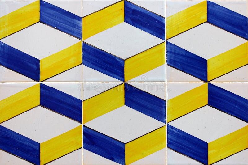 Download Detalj Av Några Portugistegelplattor (azulejos) Arkivfoto - Bild av collage, räkning: 27286816