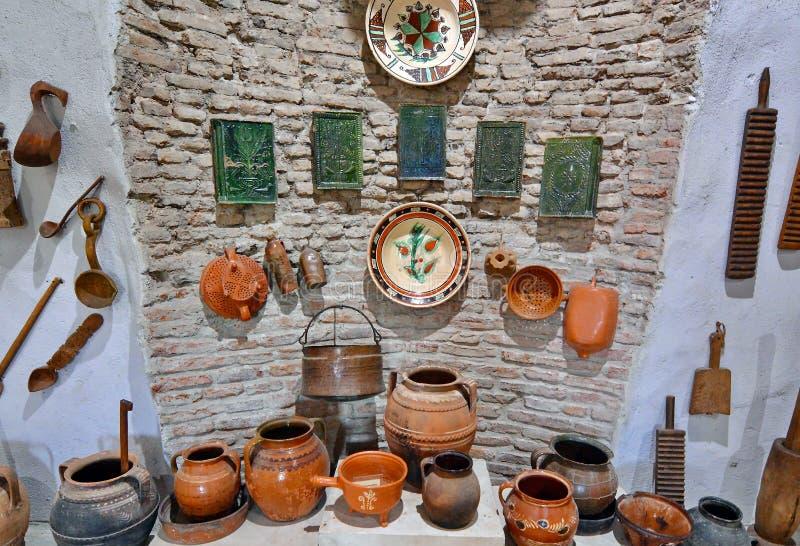 detaljer returnerar romania lantligt traditionellt arkivbilder