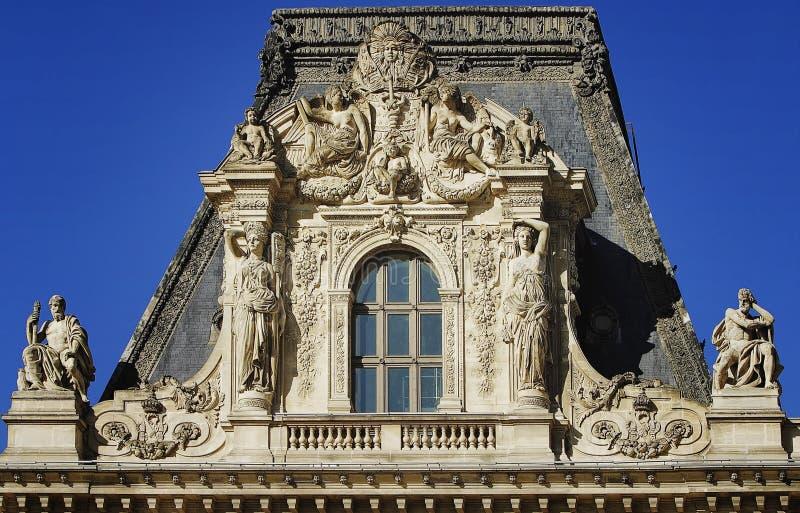 Detalle arquitectónico imagen de archivo libre de regalías