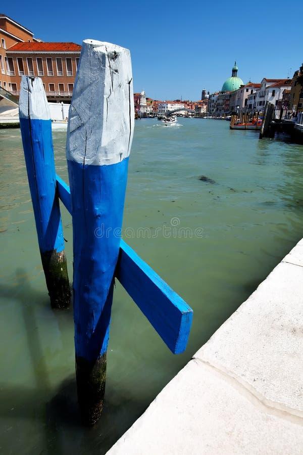 Detalle arquitectónico en Venecia fotos de archivo libres de regalías