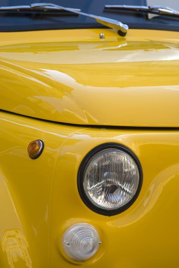 Detalle clásico del coche imágenes de archivo libres de regalías