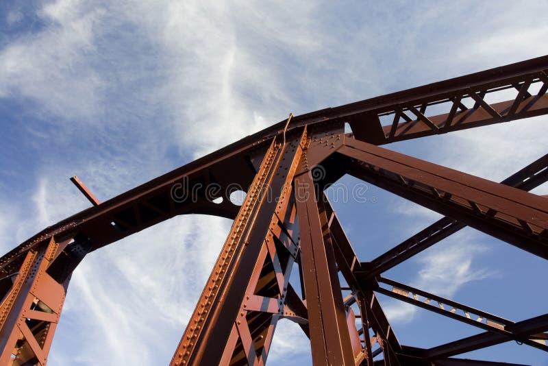 Download Detalle De Acero Del Puente Imagen de archivo - Imagen de viejo, primer: 1278175