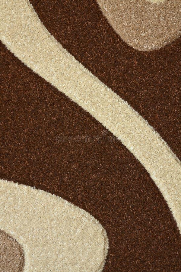 Detalle de la alfombra foto de archivo