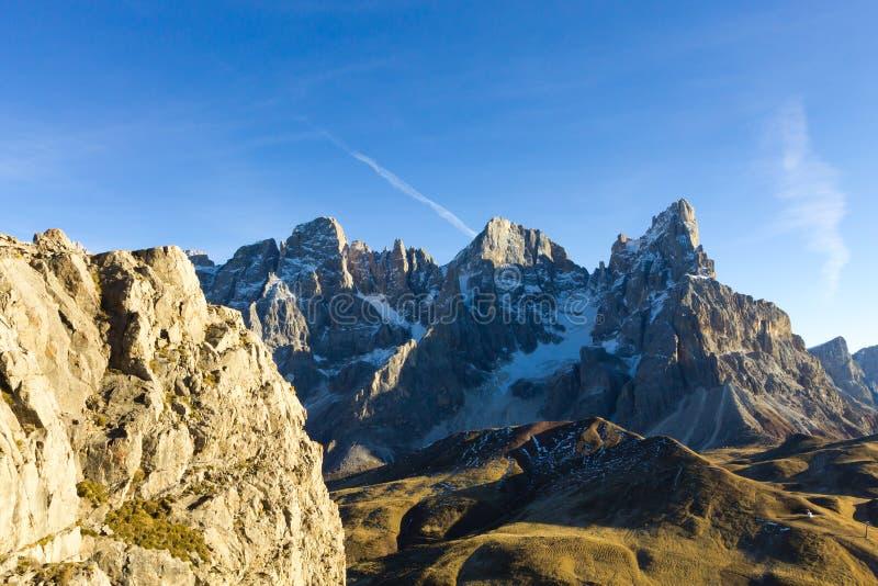 Detalle de la alta montaña imágenes de archivo libres de regalías