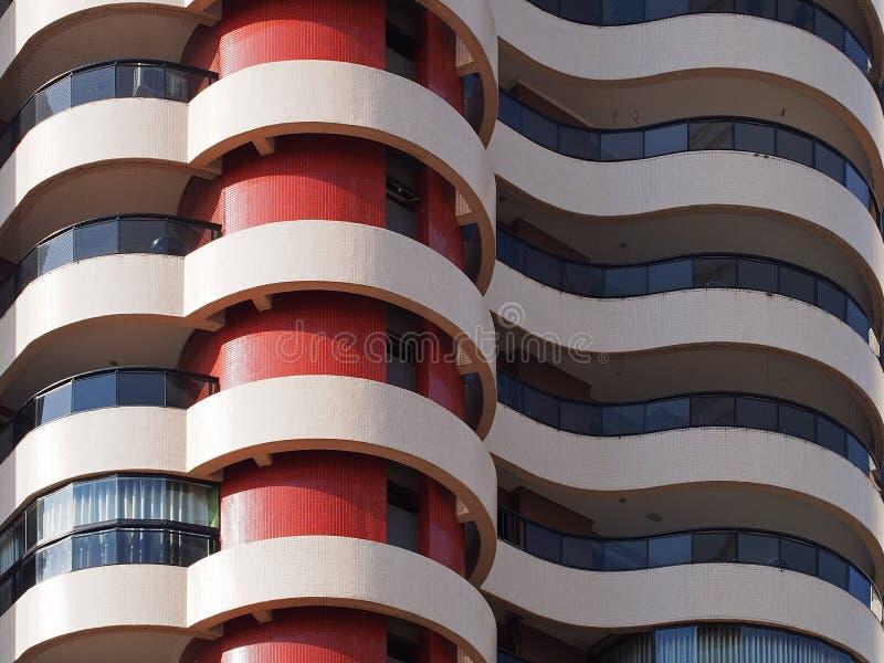 Detalle de la arquitectura fotos de archivo