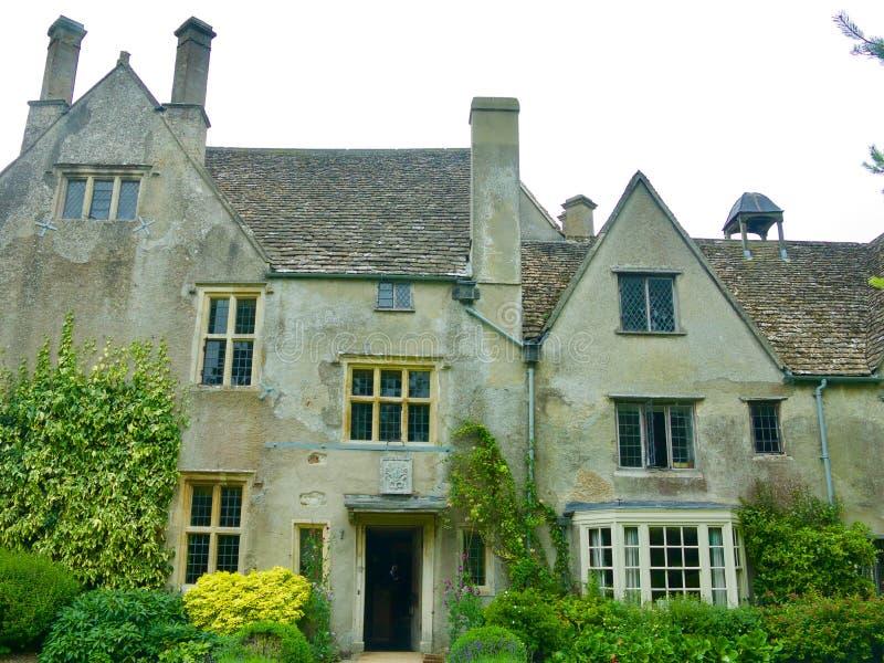 Detalle de la casa imagen de archivo