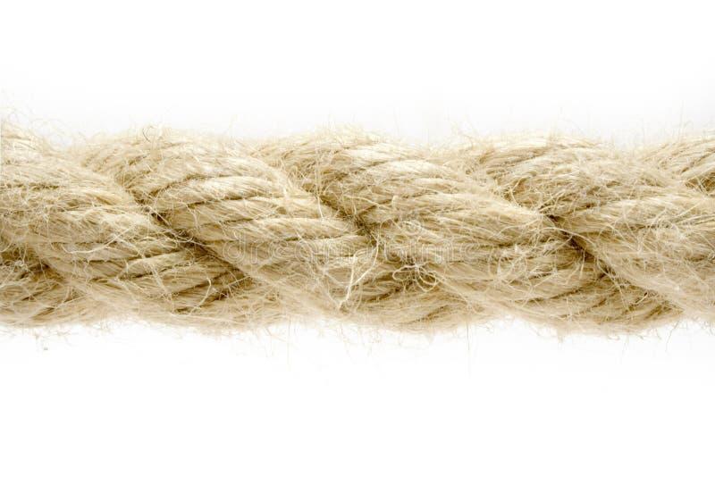 Detalle de la cuerda fotografía de archivo libre de regalías