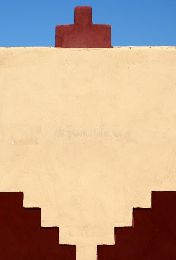 Detalle de la pared fotos de archivo