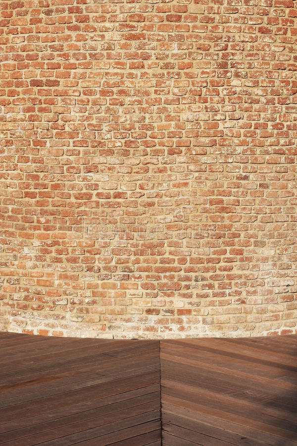 Detalle de la pared de ladrillo fotos de archivo libres de regalías