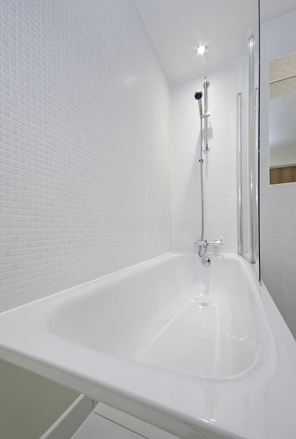 Detalle de la tina de baño imágenes de archivo libres de regalías