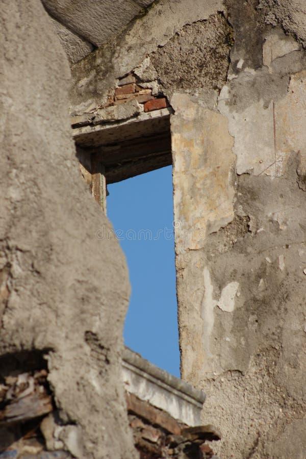 Detalle de las ruinas imagen de archivo libre de regalías