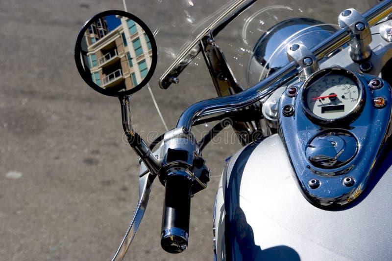Detalle de Motocycle imagen de archivo libre de regalías
