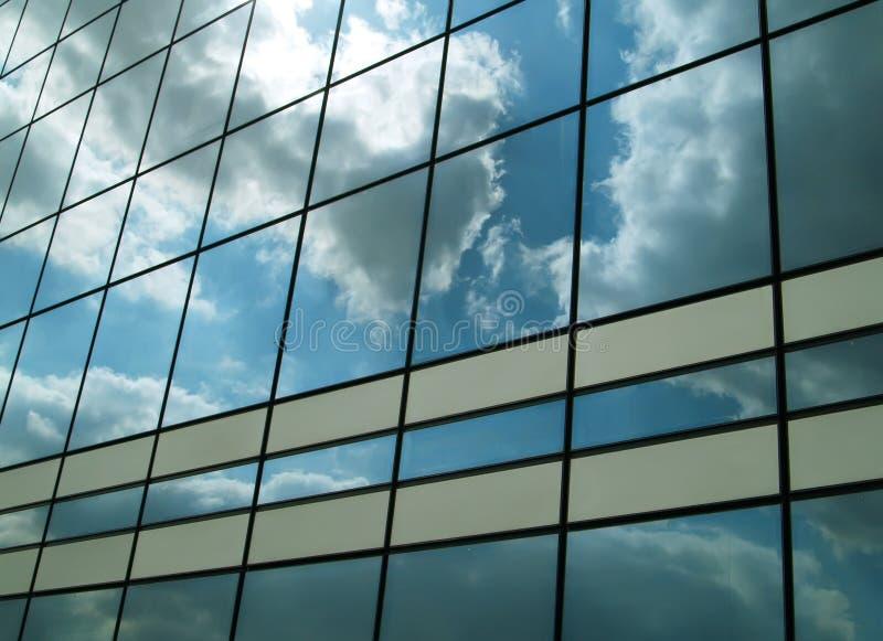 Detalle de un edificio fotos de archivo