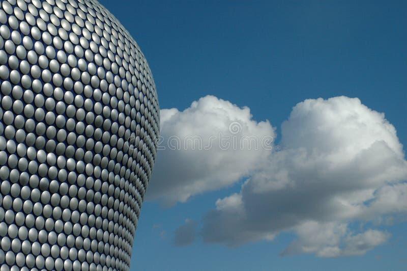 Detalle de un edificio moderno en Inglaterra 2 fotos de archivo libres de regalías
