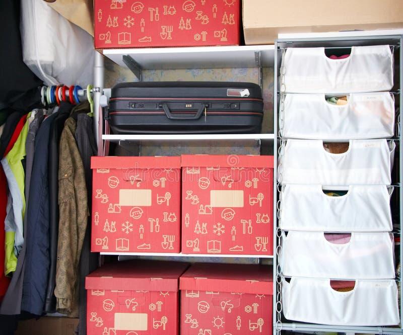 Detalle del armario imágenes de archivo libres de regalías