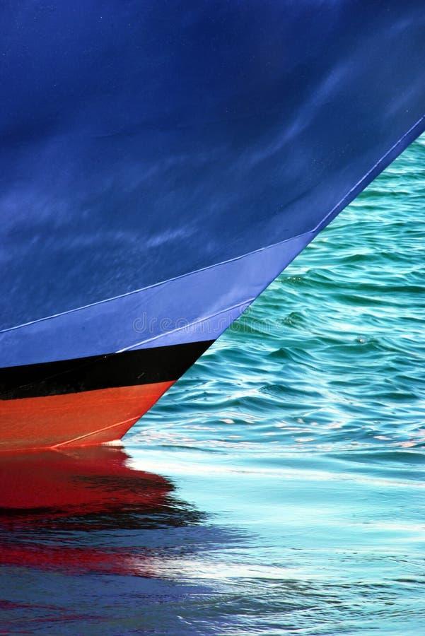 Detalle del barco fotos de archivo libres de regalías