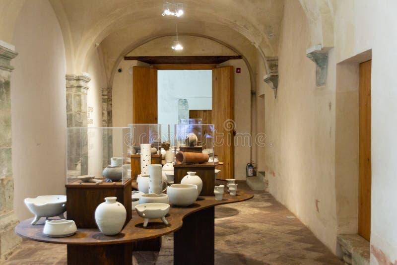 Detalle del centro de San Pablo Cultural en Oaxaca México imágenes de archivo libres de regalías