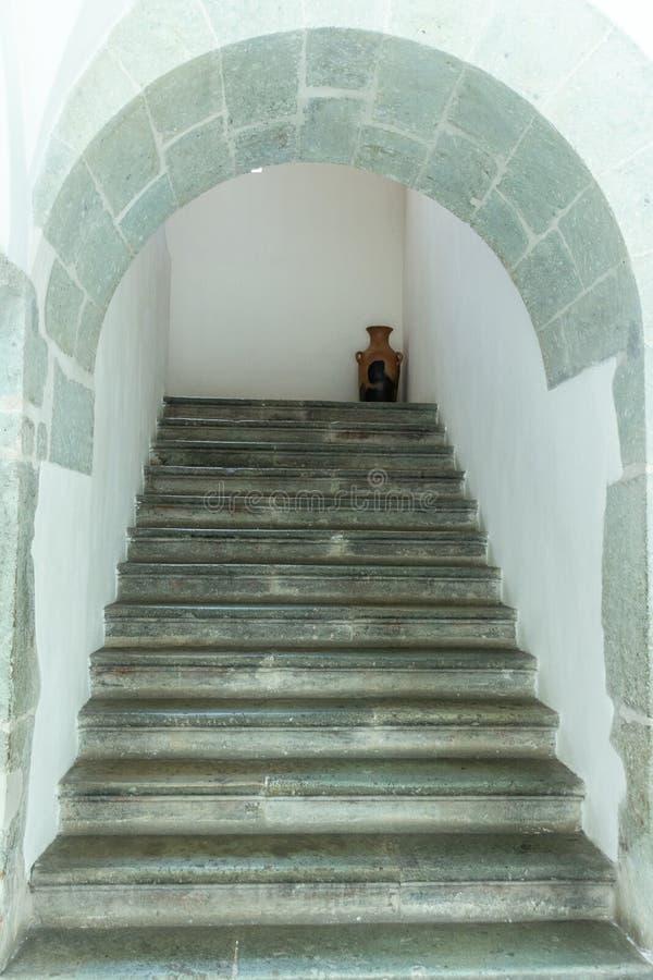 Detalle del centro de San Pablo Cultural en Oaxaca México fotografía de archivo