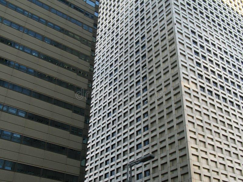 Detalle del edificio de oficinas fotos de archivo libres de regalías